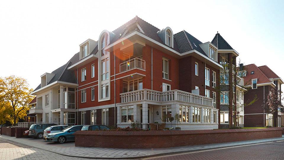'Hof van Gelre' 45 appartementen Centrum Geldermalsen